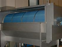 Ротационен уплътнител – Dynamic thickener CAD