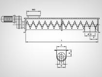 Винтов Конвейар – Screw conveyor TC