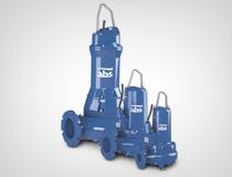 Потопени помпи SULZER за отпадни води от серия XFP (1.3-30kW)