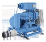 Стандартно изпълнение въздуходувки Kubicek 3D16C – 3D90C